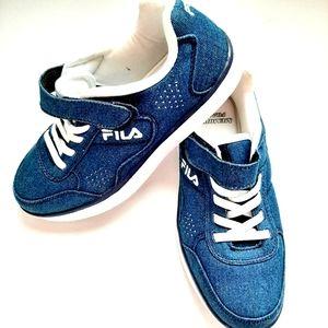 Girls Fila Shoes